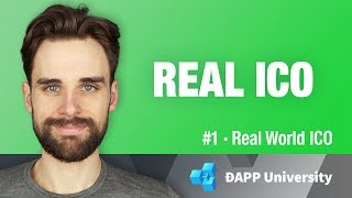 Build A Real World ICO - #1 Real World ICO On Ethereum