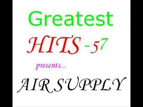 AIR SUPPLY's Greatest HITS - 57