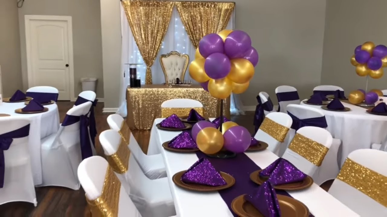 HOW TO: 2018 GRADUATION PARTY IDEAS - YouTube