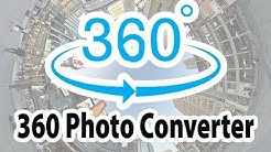 360 photo convert photo image to 360 view online