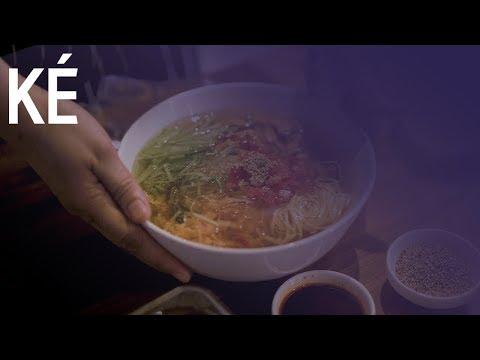 Koryo Saram: Korean Noodles from Kazakhstan