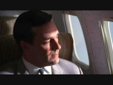 Mad Men - Don Draper on a plane (The Tornados - Telstar)