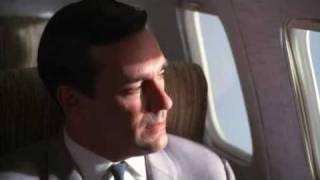 Mad Men - Don Draper on a plane (The Tornados - Telstar)