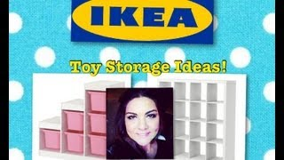 Toy Storage Ideas (kendra)