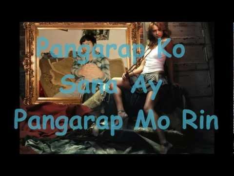Sana'y Pangarap Mo Rin = Jeremiah- (with Lyrics) By:jay