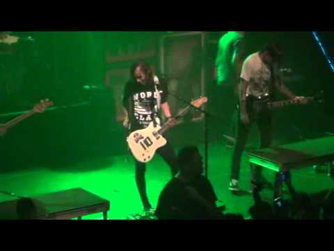 Pierce the Veil- Bulletproof Love (Live at Irving Plaza, NY 12/3/2011)