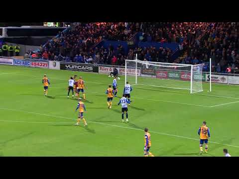 Mansfield Sheffield Wed Goals And Highlights