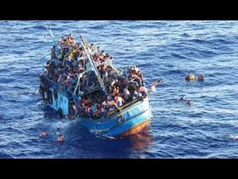Italy coastguard rescues thousands of migrants -2016 November