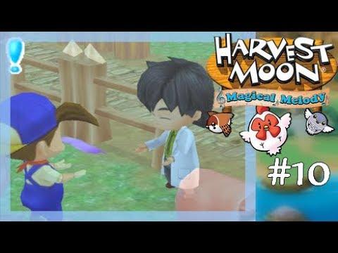 harvest moon magical melody alex