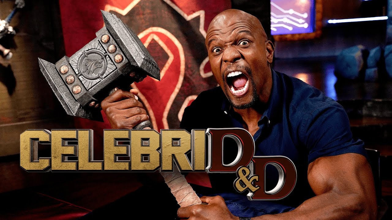 Terry Crews Joined Us To Battle For Azeroth on our Newest
