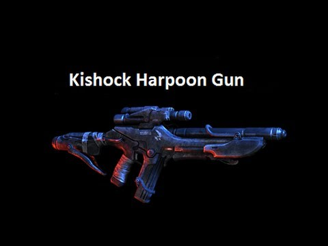 Mass Effect 3: Groundside Resistance DLC Pack Kishock Harpoon Gun