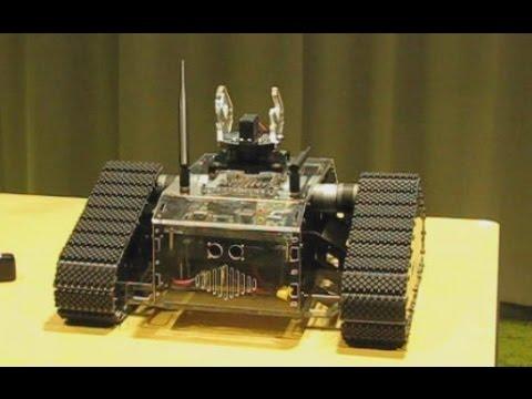 Home Brew Robotics Club Meeting - Feb 2016 - Show & Tell