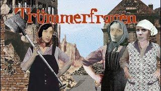 Was wäre Berlin ohne die Trümmerfrauen? | Karambolage | ARTE