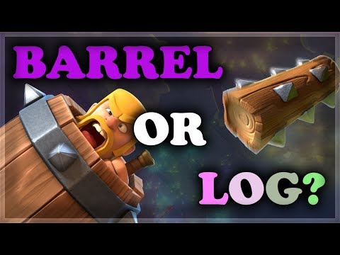 Barbarian Barrel Tech | Barrel or Log? 🍊