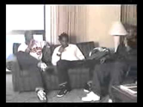 Outkast throwback interview in Chicago with John Reed in 1998 rare
