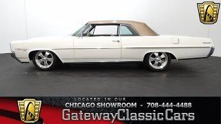 1964 Pontiac Catalina Ventura Gateway Classic Cars Chicago #817