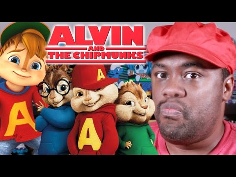ALVIN and the CHIPMUNKS : Black Nerd RANTS