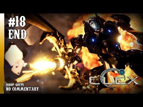 ELEX | The Hybrid - Mana Ending (part 18, no commentary)