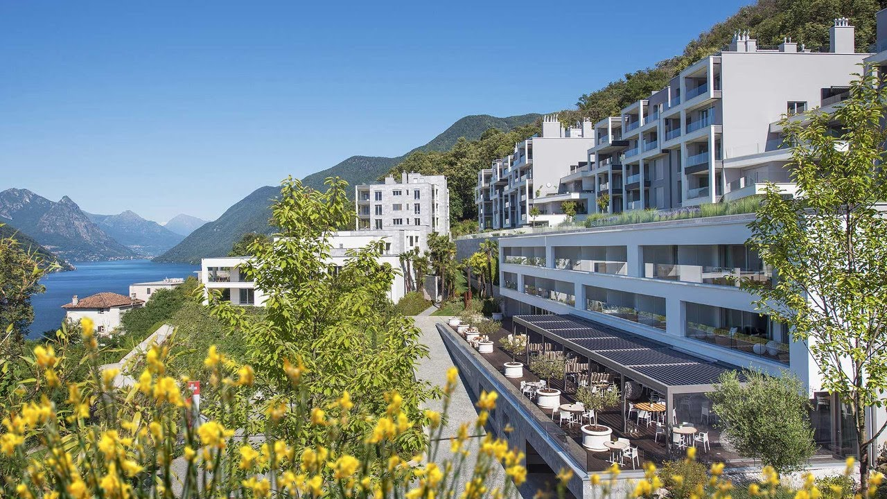 Top 10 Luxury Hotels in Lugano, Switzerland   YouTube