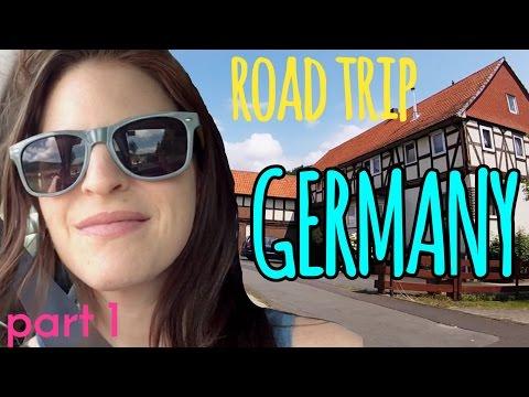 Road Trip Germany Part 1 (Aschaffenburg, Paderborn, Grube Messel)