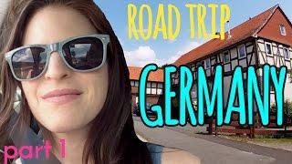 Road Trip Germany (Aschaffenburg, Paderborn, Grube Messel)