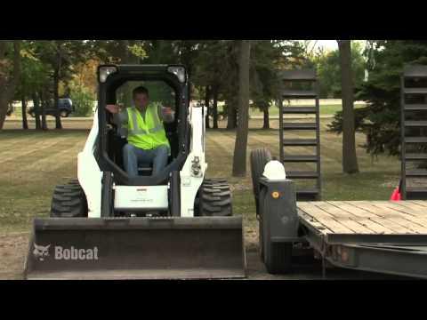 Bobcat Loader Safety
