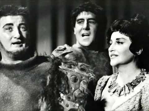Attila - Verdi 1963 Sadler's Wells Opera (D.McIntyre,D,Smith,R.Woodland,H.Mossfield - J Matheson)