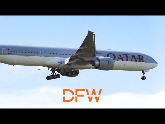 Plane Spotting in Dallas/Fort Worth International Airport