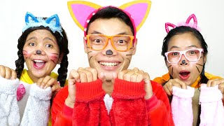 The Three Little Kittens Song by Johny FamilyShow
