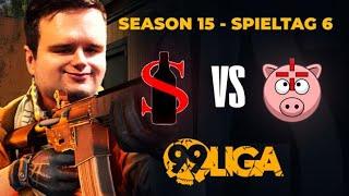 DAS SEASON FINALE! 🏆 🤜 TEAM SCHWEINEAIM vs. Strothguns 🤛 - 99Damage Liga Season 15