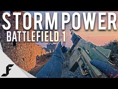 STORM POWER - Battlefield 1