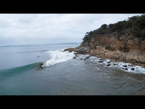 GoPro : Jason Dale - Tasmania 07.05.15 - Surf