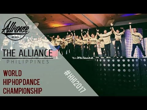 THE ALLIANCE - PHILLIPPINES | FINALIST MEGACREW DIVISION | HHI 2017 WORLD FINALS