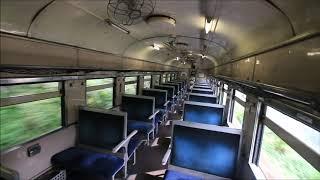 大井川鐵道の旧型客車 古き良き汽車旅の雰囲気 Old passenger cars of Oigawa Railway (2019.9)