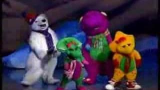Barney el Dinosaurio - El frío llegó thumbnail