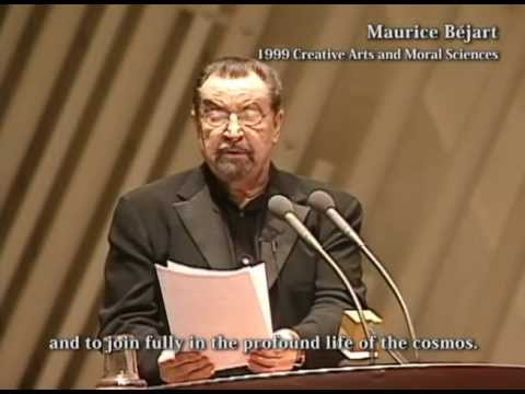 Message to the Future: Maurice Béjart