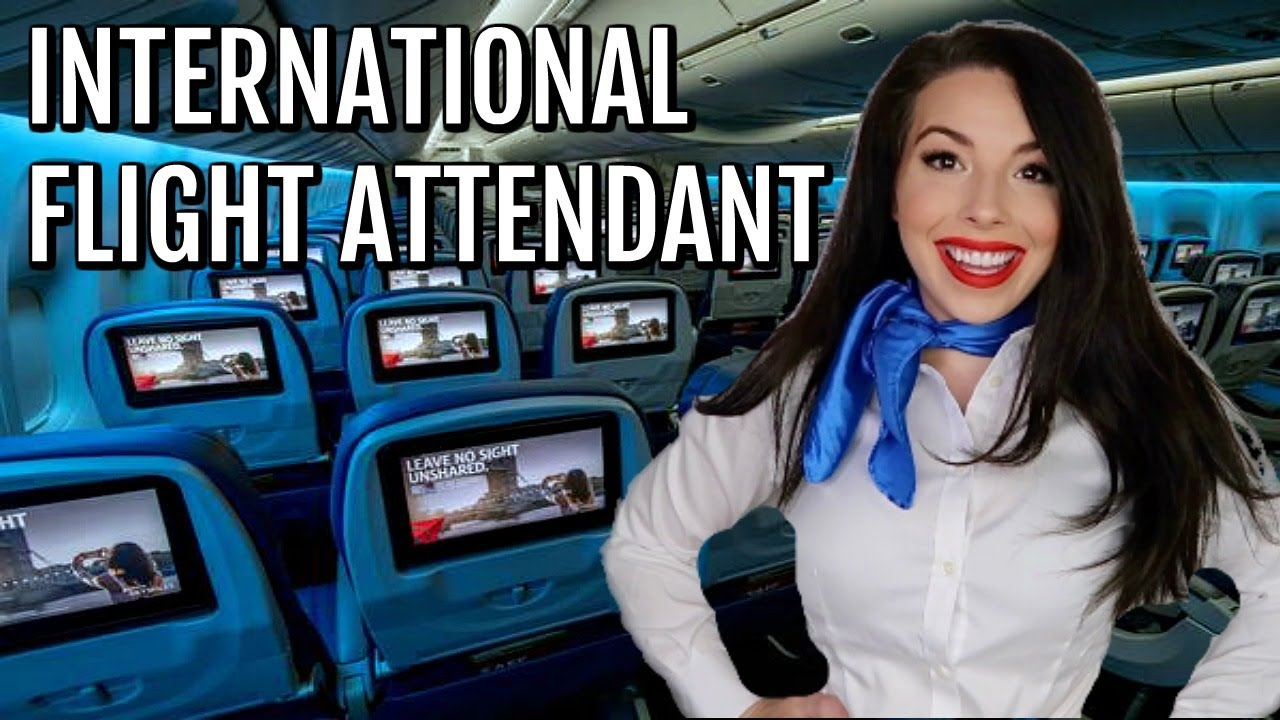 Flight Attendant Life | Working My First INTERNATIONAL TRIP IN MONTHS!