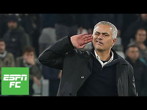 Juventus vs. Manchester United analysis: Were Jose Mourinho's antics warranted? | Champions League