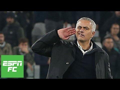 Juventus vs. Manchester United analysis: Were Jose Mourinho's antics warranted?   Champions League