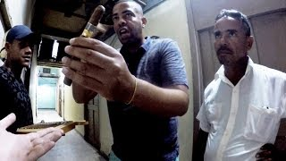 кУБА день 9.1. Местные барыги разводят на сигары. Нетуристическая Гавана