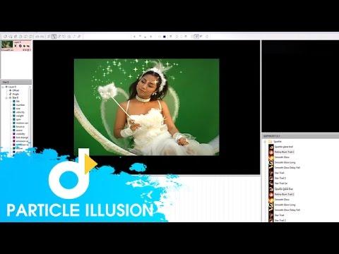 Cách đưa phim vào trong phần mềm Particle Illusion.mp4