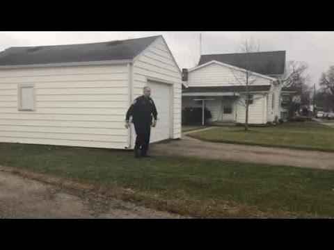 Huntington Police Investigation