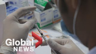 Canadians who got AstraZeneca COVID-19 vaccine as 1st dose confused