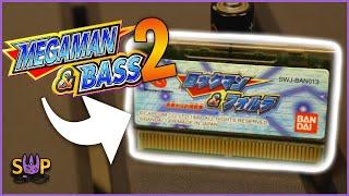 The Obscure Mega Mąn Wonderswan Game | Mega Man and Bass 2