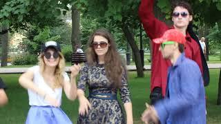 30 июня 2018 Тамбов Городской сад Актёры ТМТ играют Ромео и Джульетту