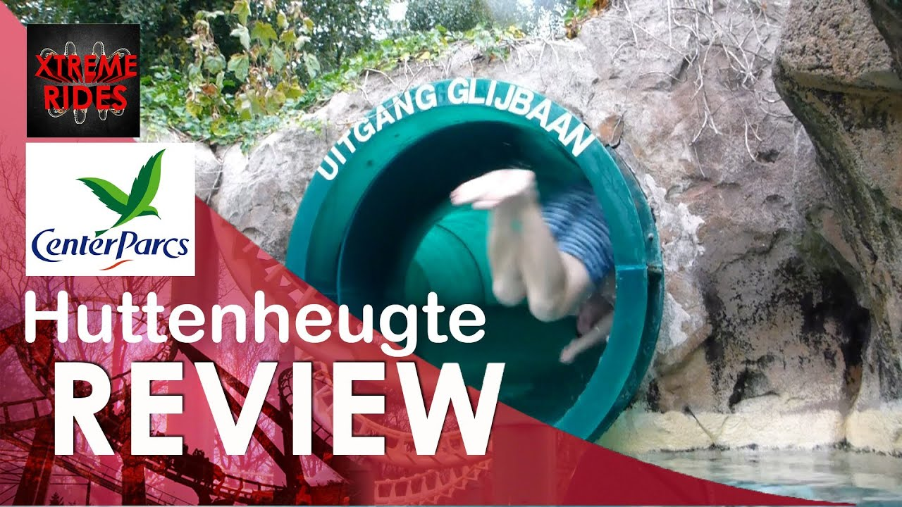 Review centerparcs huttenheugte with tuberides1! youtube