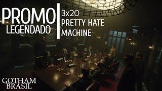 "Gotham - Promo 3x20 ""Pretty Hate Machine"" | LEGENDADO"
