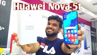 Hindi | Huawei Nova 5t Unboxing.. Launched In Dubai