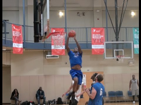 Malden YMCA Men's Basketball League [Fall 2014] WEEK 02
