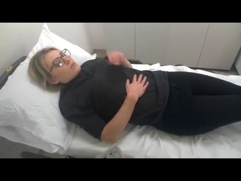 Gastroenteritis Examination